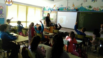 """Photo of El programa de """"Desayunos Saludables"""" llega al Colegio """"Los Salados"""""""