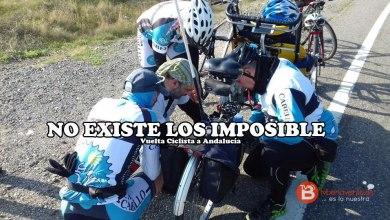 Photo of Sevilla, meta de la cuarta etapa, recibió con los brazos abiertos a los Discamino´s