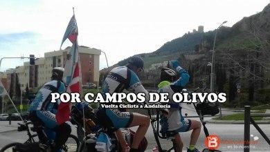 Photo of Segunda etapa de la Vuelta a Andalucía que discurrió por tierras de aceite y olivos
