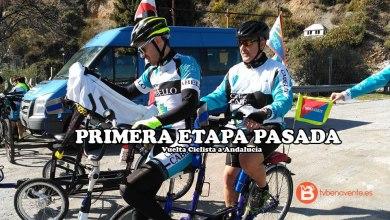 Photo of Iván Bragado y Discamino sufren en la primera etapa de la Vuelta a Andalucía
