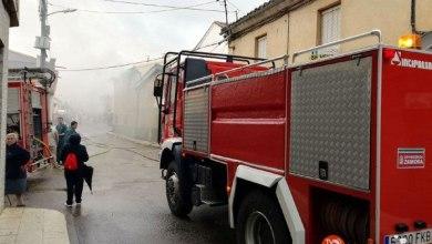 Photo of Incendio en la antigua iglesia evangelista en la localidad de Tábara