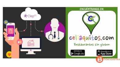 Photo of 'ClepIO' y 'Celiaquitos' ganadoras del premio 'Mejor App Sanitaria 2016'