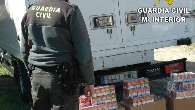 Photo of Cuatro detenidos como supuestos autores de un delito de contrabando de tabaco