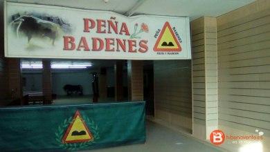 Photo of La Peña Badenes ha inaugurado su nuevo local para las fiestas