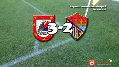 Photo of El C.D Benavente pierde en cinco minutos un marcador favorable de 0 a 2 ante el Simancas