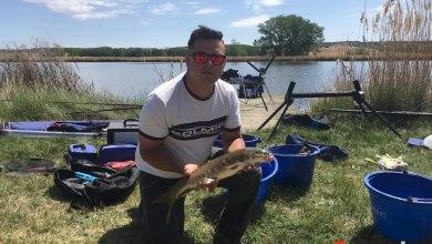 Photo of David García Martínez campeón en el Concurso de Pesca de La Veguilla