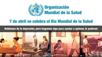 """Photo of Con motivo del Día Mundial de la Salud la OMS pone en marcha la campaña """"Depresión: hablemos"""""""