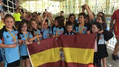 Photo of El Club Salvamento Benavente campeón de Castilla y León 2017 en categoría alevín