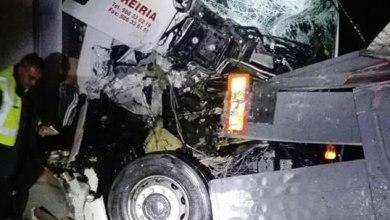 Photo of Un herido de 44 años tras la colisión de dos camiones en Villalpando