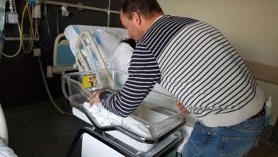 Photo of Un bebé benaventano llamado Rubén ha nacido esta madrugada en casa