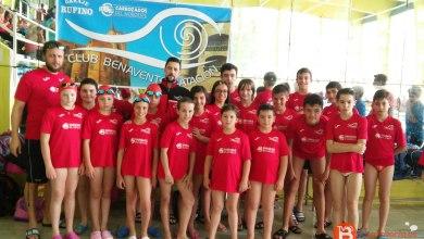 Photo of 3 bronces para el Benavente Natación en el X Trofeo Ciudad de Burgos