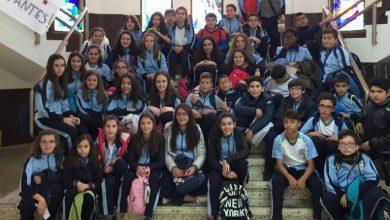 Photo of Alumnos del Colegio San Vicente de Paúl visitan la Facultad de Biología
