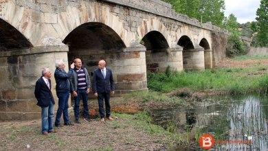 Photo of Obras de mejora y de limpieza del arroyo de Camarzana de Tera