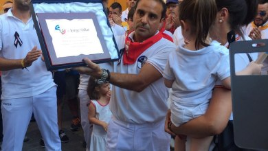 Photo of Gran homenaje a Jorge Villar por sus compañeros y amigos