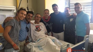 Photo of Pipe Rufino se recupera favorablemente tras la cogida de ayer