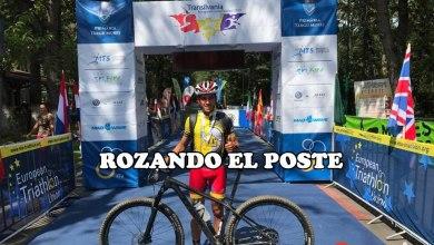 Photo of Sixto Vaquero se queda en puertas de medalla en el europeo de duatlón