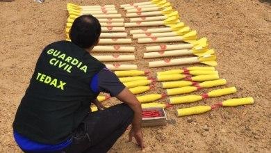 Photo of Destruidos 24 cohetes para dispersar el granizo en Villanueva de Jamuz