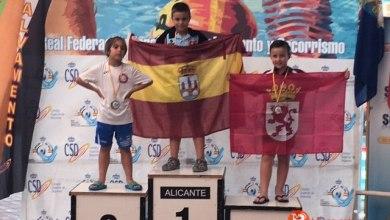 Photo of Guillermo Revilla proclamado Campeón de España con tan sólo 8 años