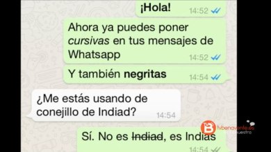 Photo of WhatsApp ya permite enviar todos los formatos incluso negrita y cursiva