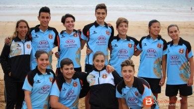 Photo of Salvamento Benavente se hace con el medallero del Lifeguard de Gijón