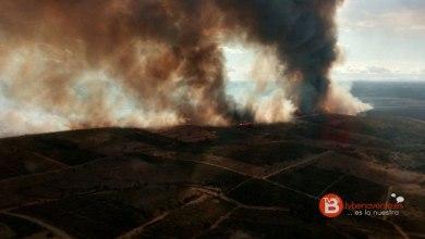 Photo of El fin de semana se salda con diez incendios en la provincia de Zamora