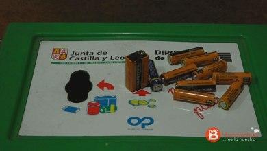 Photo of Recogida selectiva de pilas el 16 de octubre en Benavente