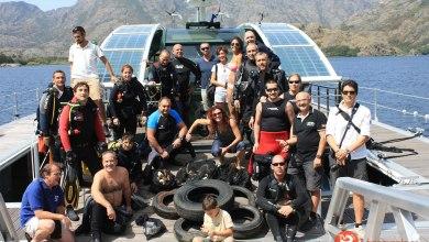 Photo of 100 kilos de basura en la jornada de limpieza del Lago de Sanabria
