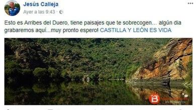 Photo of Jesús Calleja anuncia una cercana grabación en los Arribes del Duero