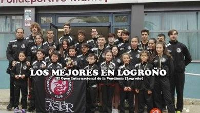 Photo of Quesos el Pastor, diecinueve metales y primero por equipos en Logroño