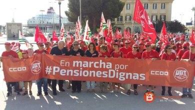 """Photo of La Marcha """"Por las pensiones dignas"""" llegará mañana a Benavente"""
