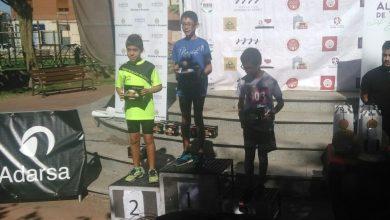 Photo of Primeros puestos para los alevines del Club Benavente Atletismo