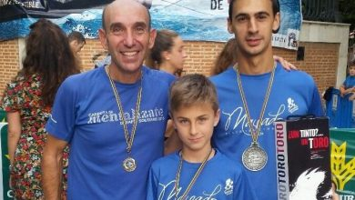 Photo of El Club Benavente Atletismo regresa a casa una vez más con medallas