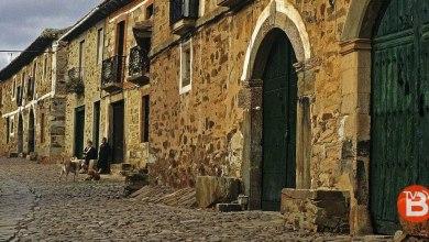 Photo of Castrillo de los Polvazares declarado el pueblo más bonito en otoño
