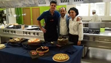 """Photo of La chef benaventana, Alba Otero, en el programa """"Cocinando con Sergio"""""""