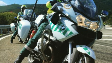 Photo of Las motos de los agentes de la Guardia Civil utilizarán radares móviles
