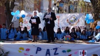 Photo of Día de la Paz y la No Violencia en el Colegio San Vicente de Paúl