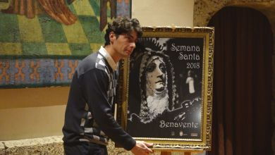 Photo of Presentación del cartel de la Semana Santa 2018 en Benavente