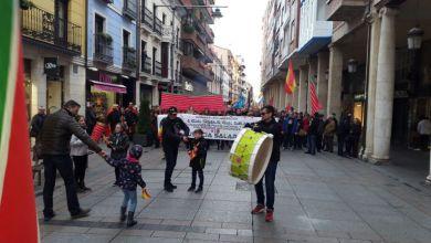 Photo of Manifestaciones de Jusapol en Salamanca y en Palencia