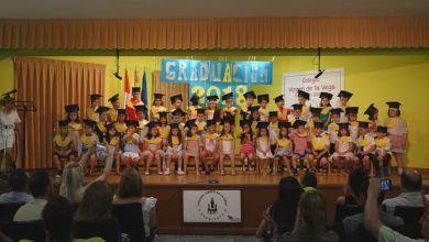 Photo of Graduación de los alumnos de infantil del Colegio Virgen de la Vega