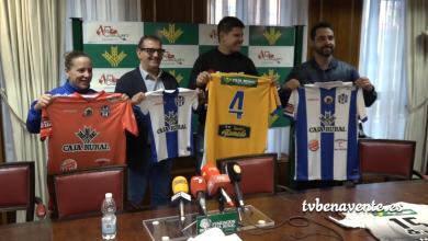 Photo of Acuerdo entre Caja Rural y el Atlético Benavente FS