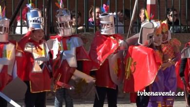 Photo of El Carnaval ya ha empezado en los colegios de Benavente