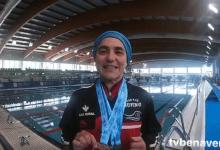 Photo of Pepa García en el Campeonato Nacional de Fondo Master