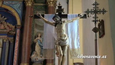 Photo of Misa en honor al Bendito Cristo de la Vera Cruz de Santa Cristina de la Polvorosa