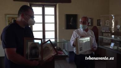 Photo of El CEB Ledo del Pozo entrega imágenes al museo de Santa Marta de Tera