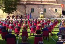 Photo of Homenaje Víctimas COVID-19 en Castilla y León