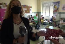 Photo of Medidas de seguridad en el primer día de clase del colegio Virgen de la Vega