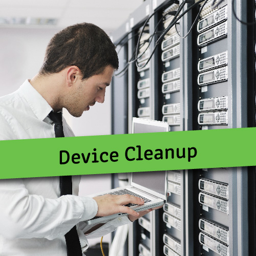 Device Cleanup