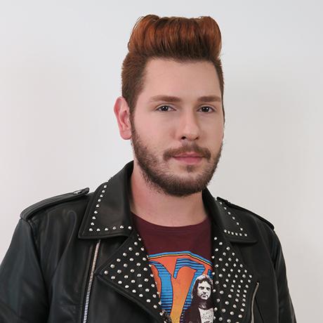 Tv Catia Fonseca beleza maquiagem masculina