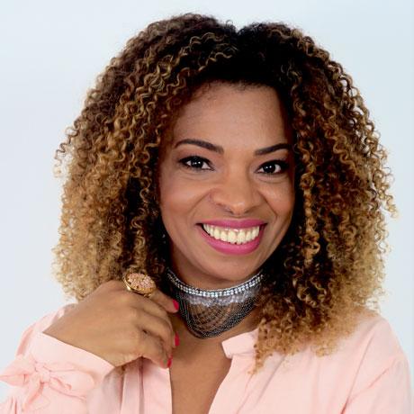 TV Catia Fonseca dica Como usar jeans no trabalho Rosy Cordeiro