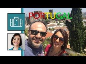 VLOG – Viagem – Minhas Férias em Portugal – Catia